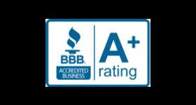 A+ Rated Better Business Bureau