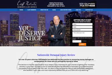 Cliff Roberts Attorney