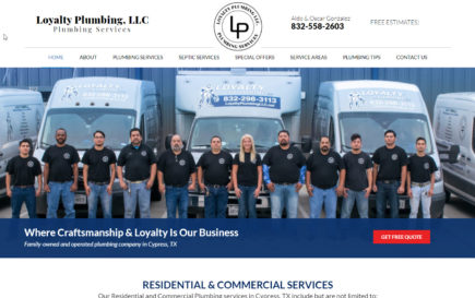 Loyalty Plumbing Case Study
