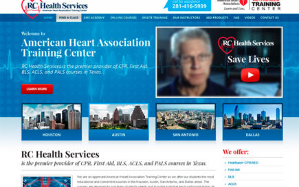 RC Health Services Case Study