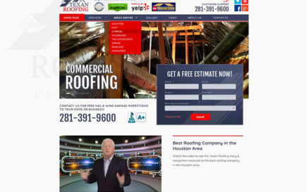 Texan Roofing Inc