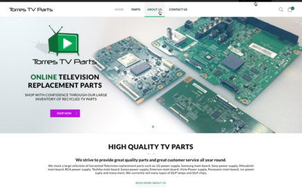 Torres TV Repair Parts